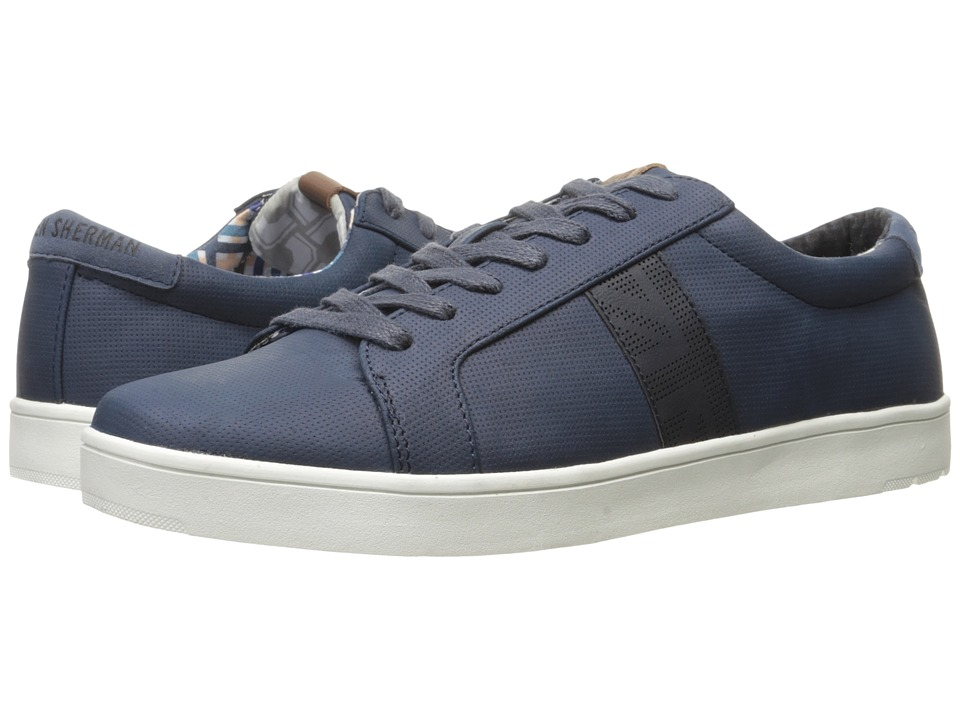 Ben Sherman - Ashton (Navy) Men's Shoes