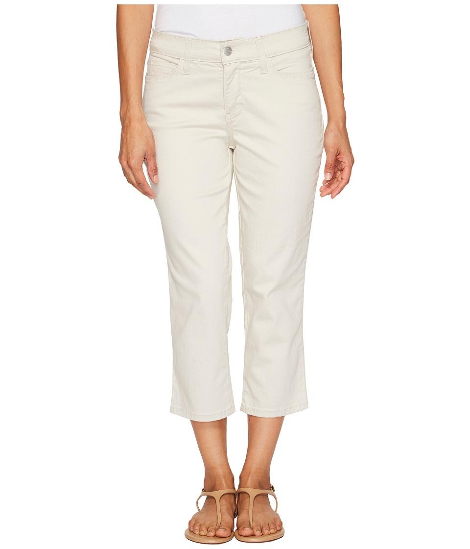 NYDJ Petite - Petite Alina Capris in Clay (Clay) Women's Jeans