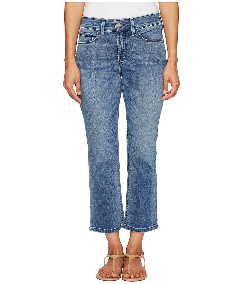 NYDJ Petite - Petite Billie Ankle Bootcut in Clean Paloma (Clean Paloma) Women's Jeans