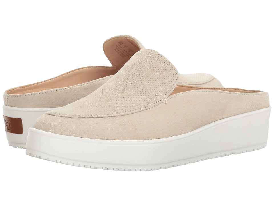 Dr. Scholl's - Blake Slide - Original Collection (Greige Suede) Women's Shoes