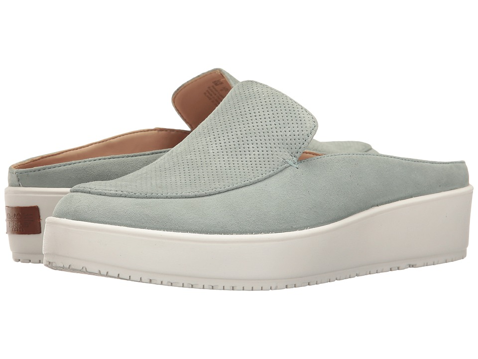 Dr. Scholl's Original Collection Abbot Slip-On Flatform Sneaker(Women's) -Light Taupe Cookie Suede For Sale Online teMVZdN29l