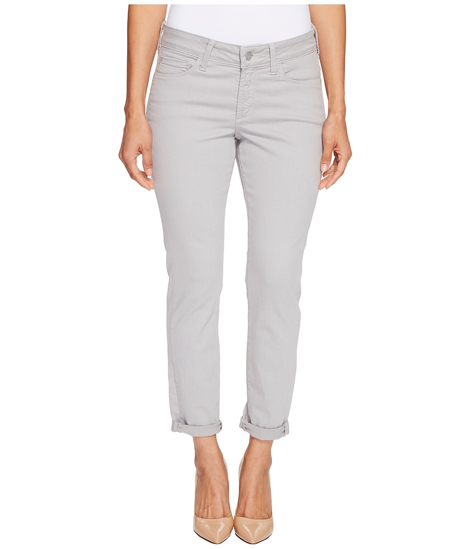 NYDJ Petite - Petite Alina Convertible Ankle in Moonstone Grey (Moonstone Grey) Women's Jeans