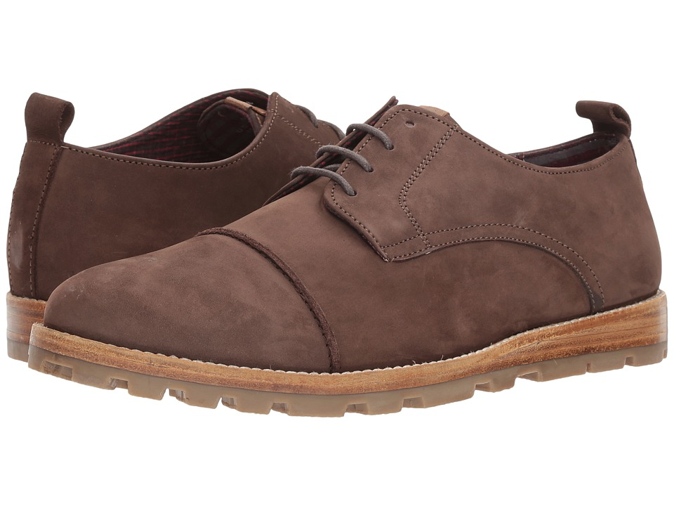 Ben Sherman Darius Cap Toe (Brown) Men