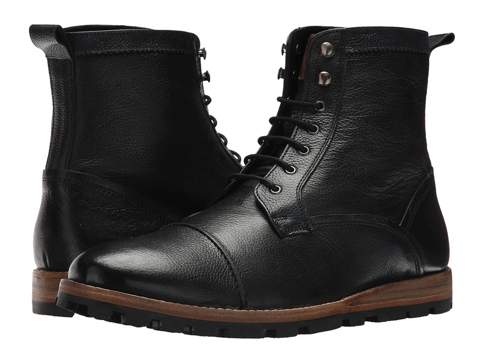 Ben Sherman Andrew Tall Boot (Black) Men's Boots