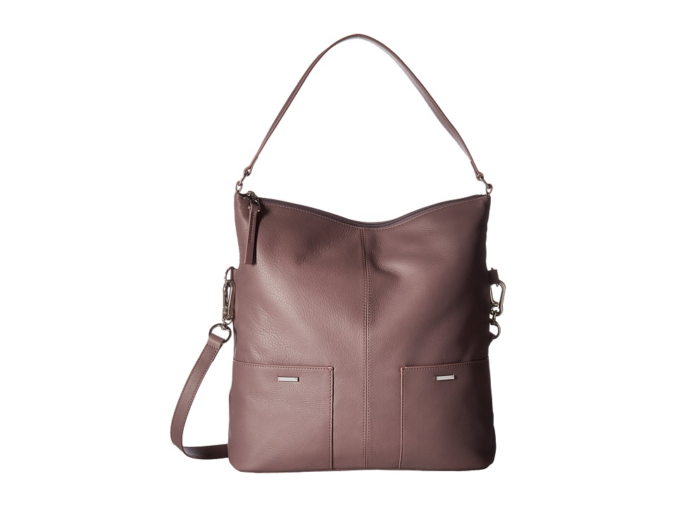 Lodis Accessories - Mill Valley Under Lock Key Tatiana Hobo (Lilac) Hobo Handbags