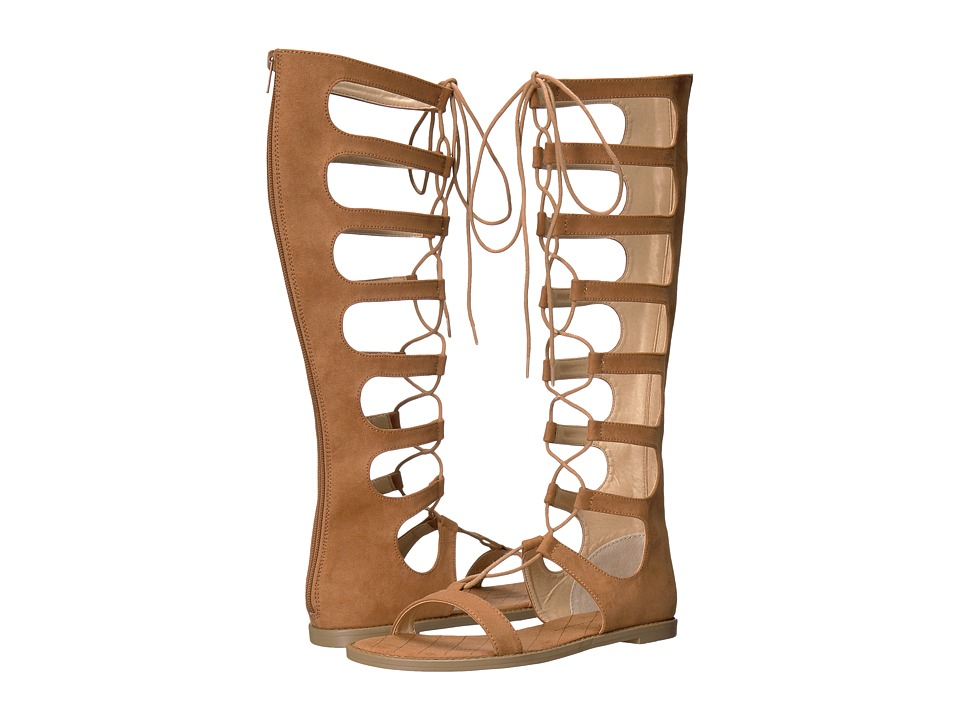 Chinese Laundry - Greatest (Cocoa Micro Suede) Women's Sandals