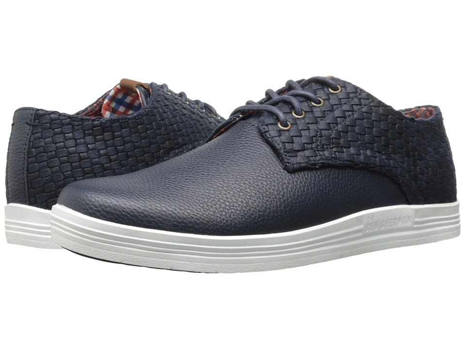 Ben Sherman Payton (Navy Woven) Men