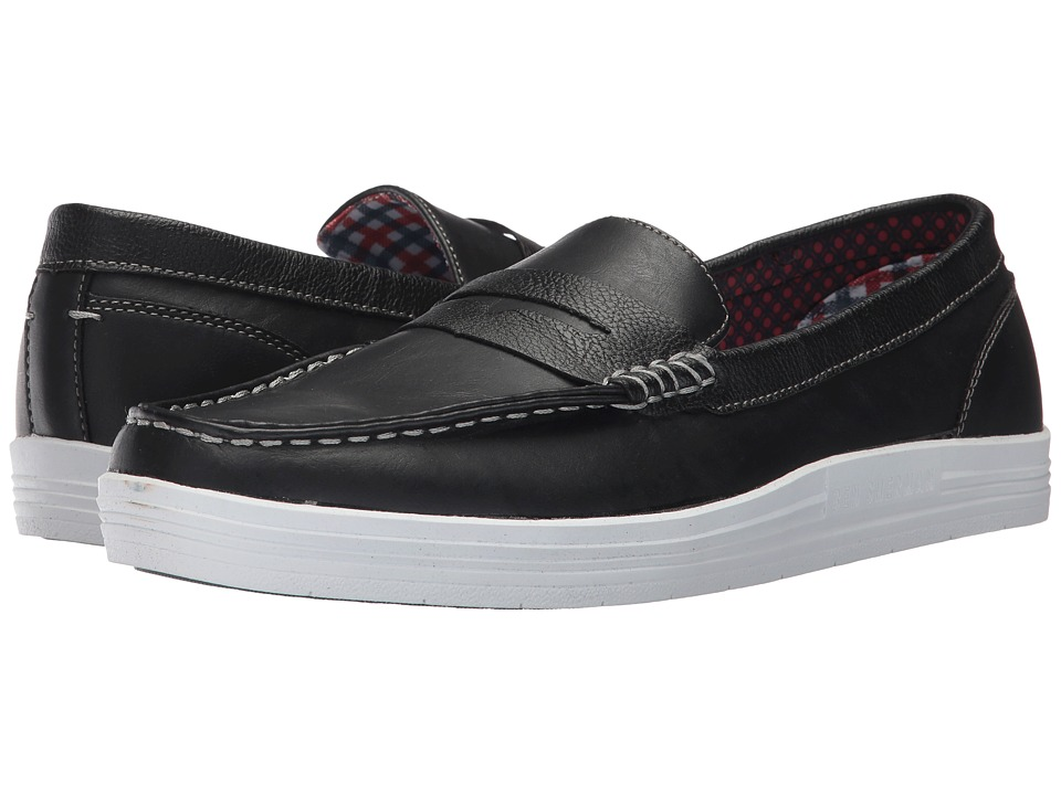 Ben Sherman Payton Penny (Black) Men