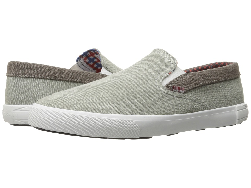 Ben Sherman Pete Slip-On (Light Grey) Men