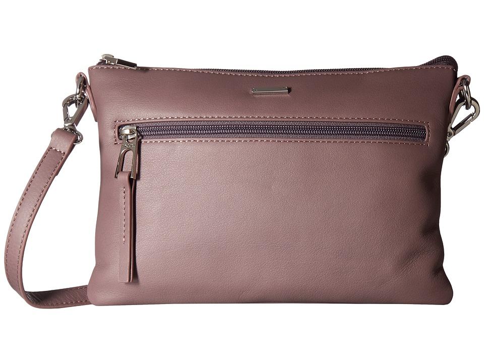 Lodis Accessories - Mill Valley Under Lock Key Kala Convertible Crossbody (Lilac) Cross Body Handbags