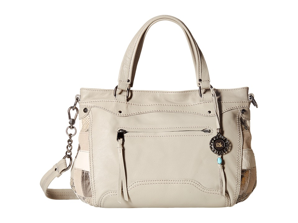 The Sak - Tahoe Satchel (Shadow Exotic Patch) Satchel Handbags