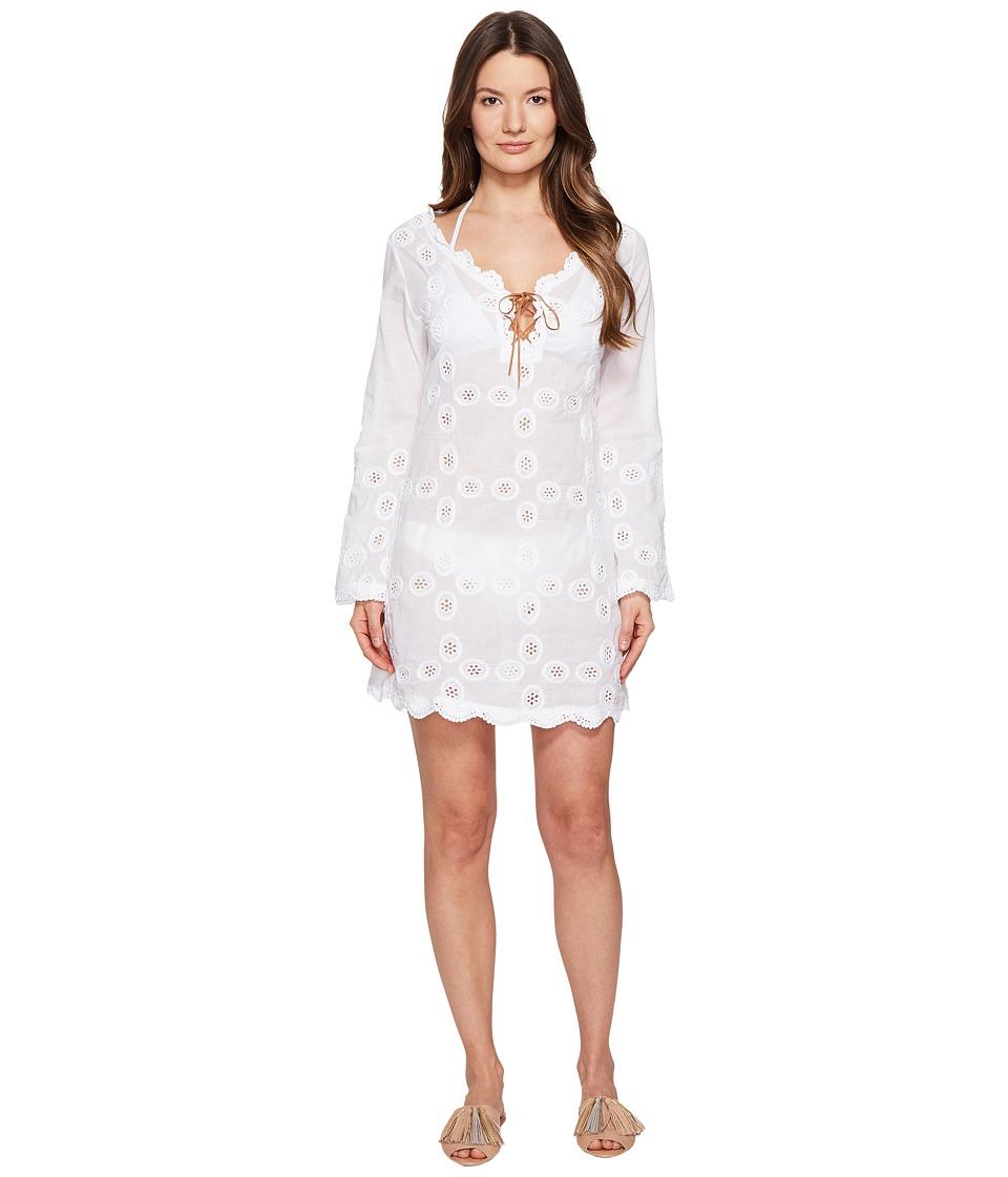 Letarte Doily Dress (White) Women