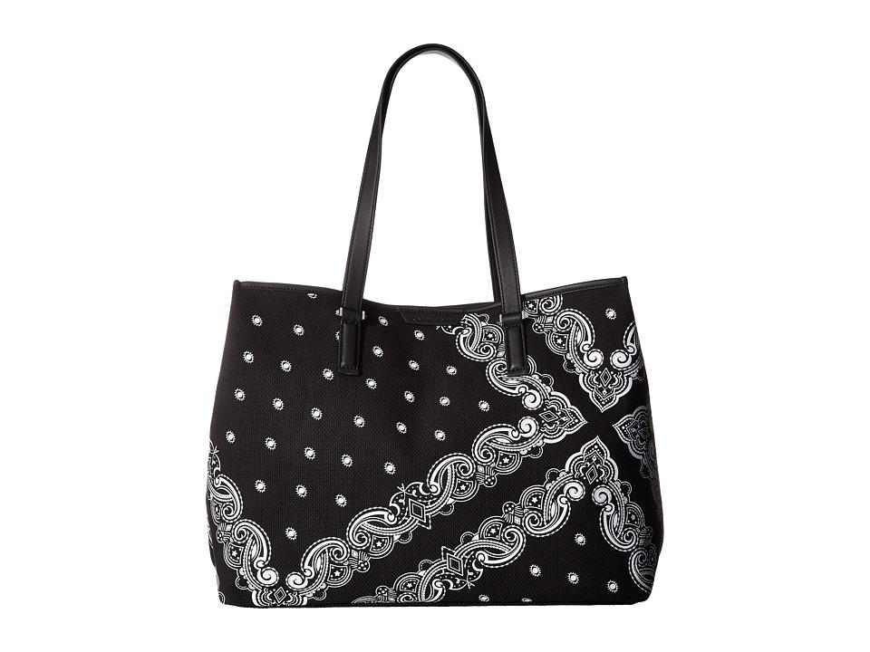 KENDALL + KYLIE - Taylor (Black) Tote Handbags