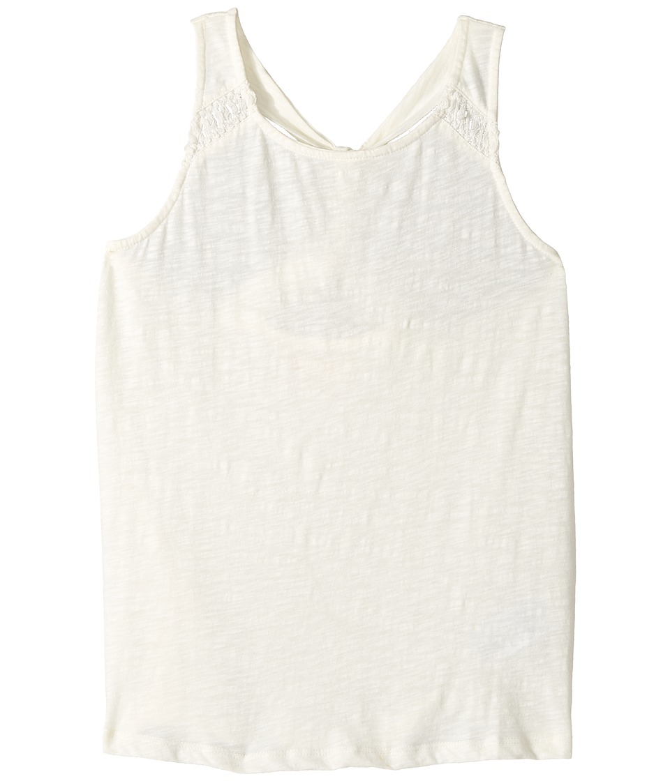 Roxy Kids - Good As New Tank Top (Big Kids) (Marshmallow) Girl's Sleeveless