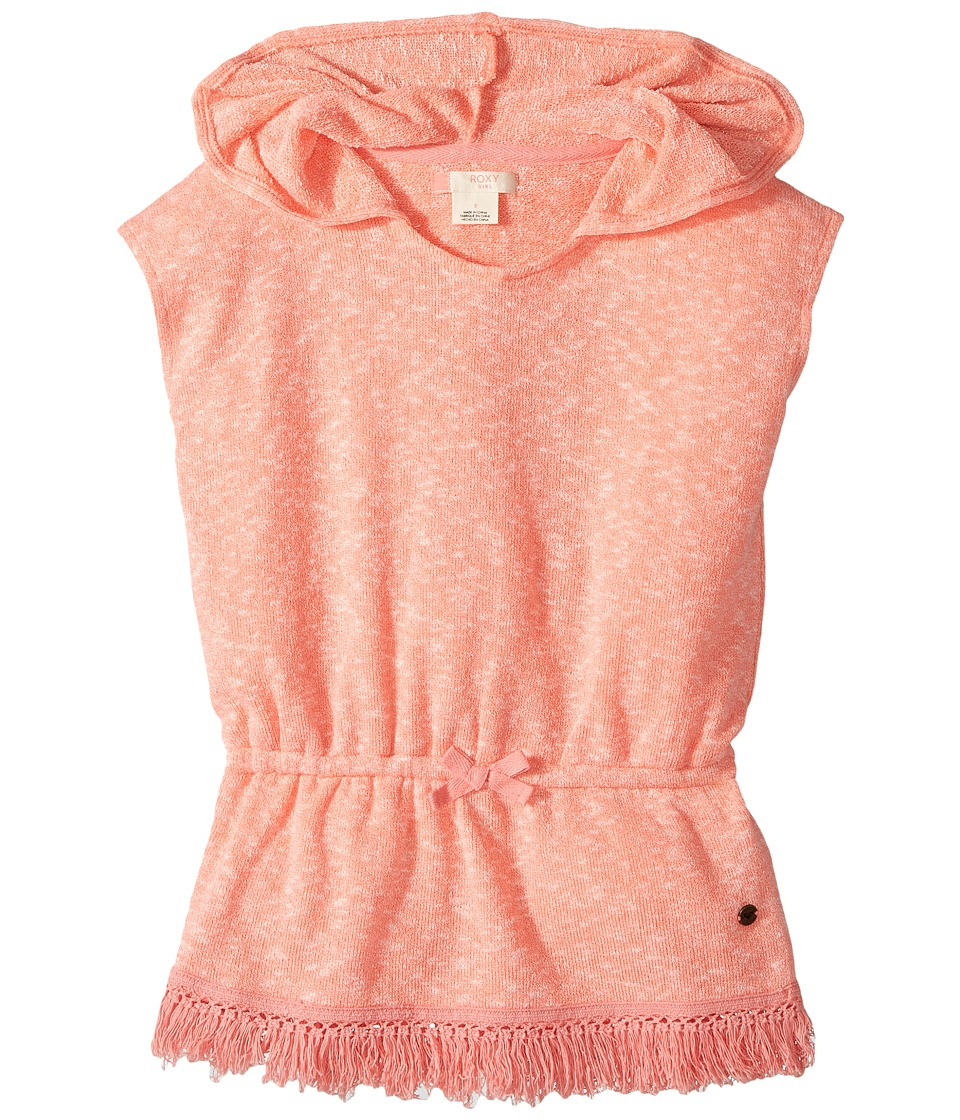 Roxy Kids - Seeing You Hoodie Top (Big Kids) (Desert Flower) Girl's Blouse