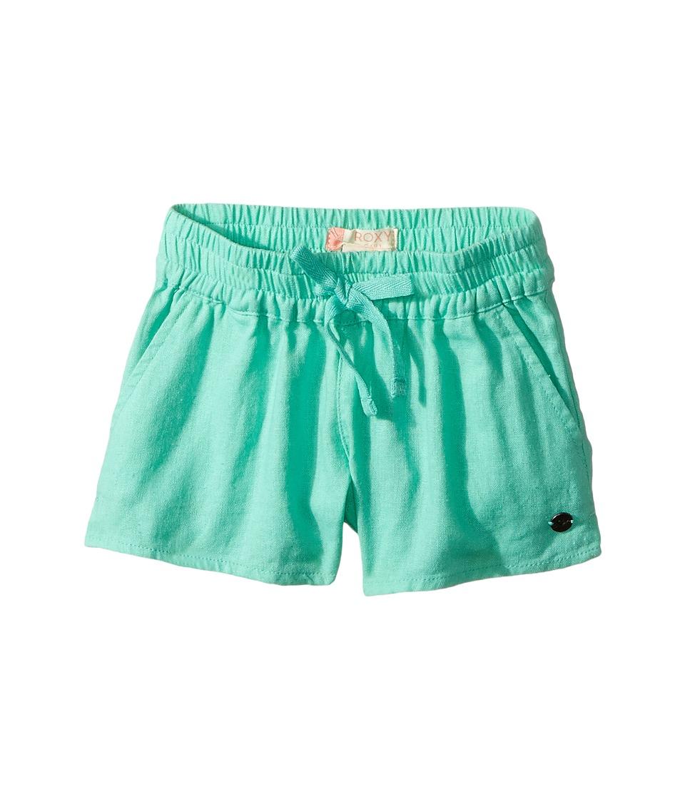 Roxy Kids - Color Into Eyes Shorts (Big Kids) (Bermuda) Girl's Shorts