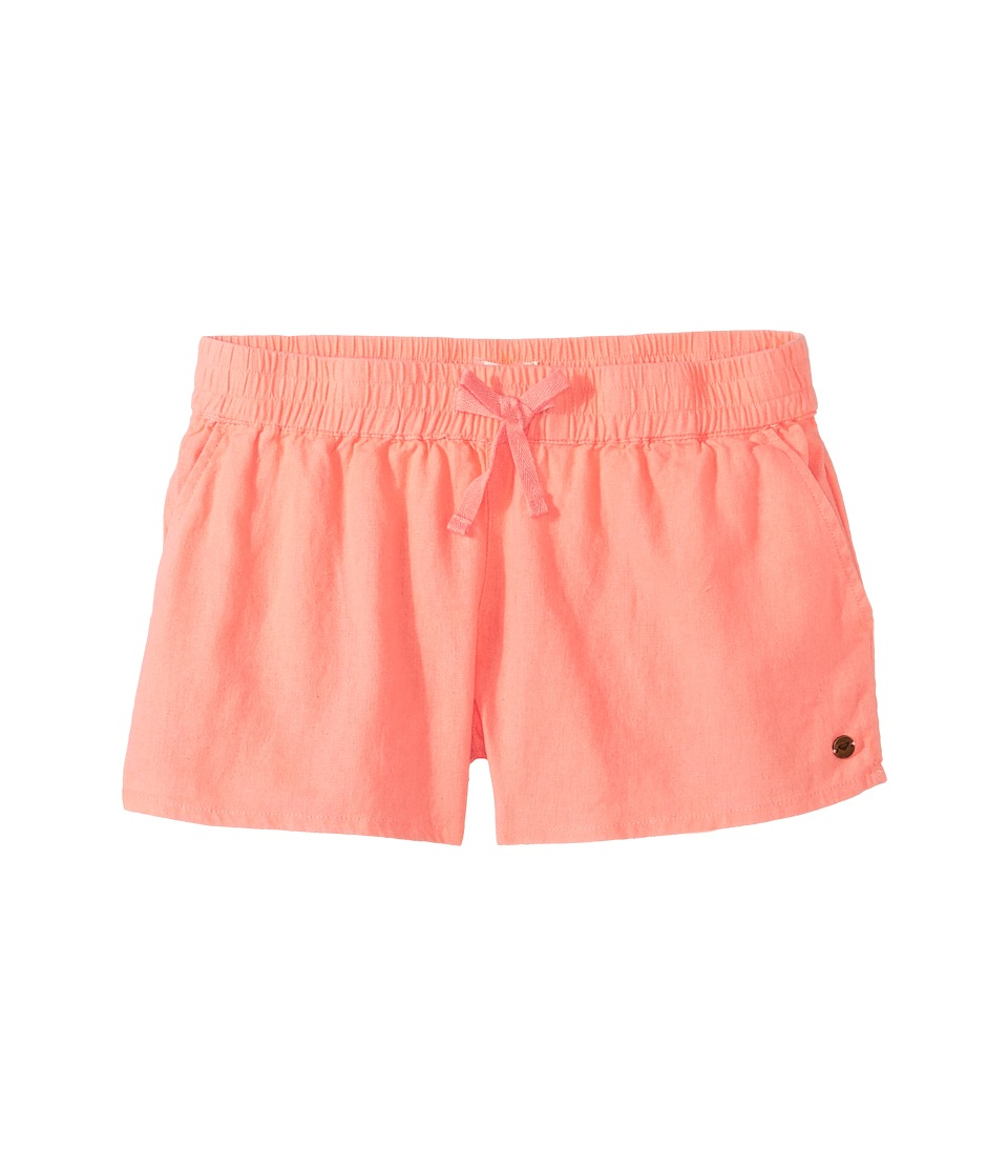Roxy Kids - Color Into Eyes Shorts (Big Kids) (Desert Flower) Girl's Shorts
