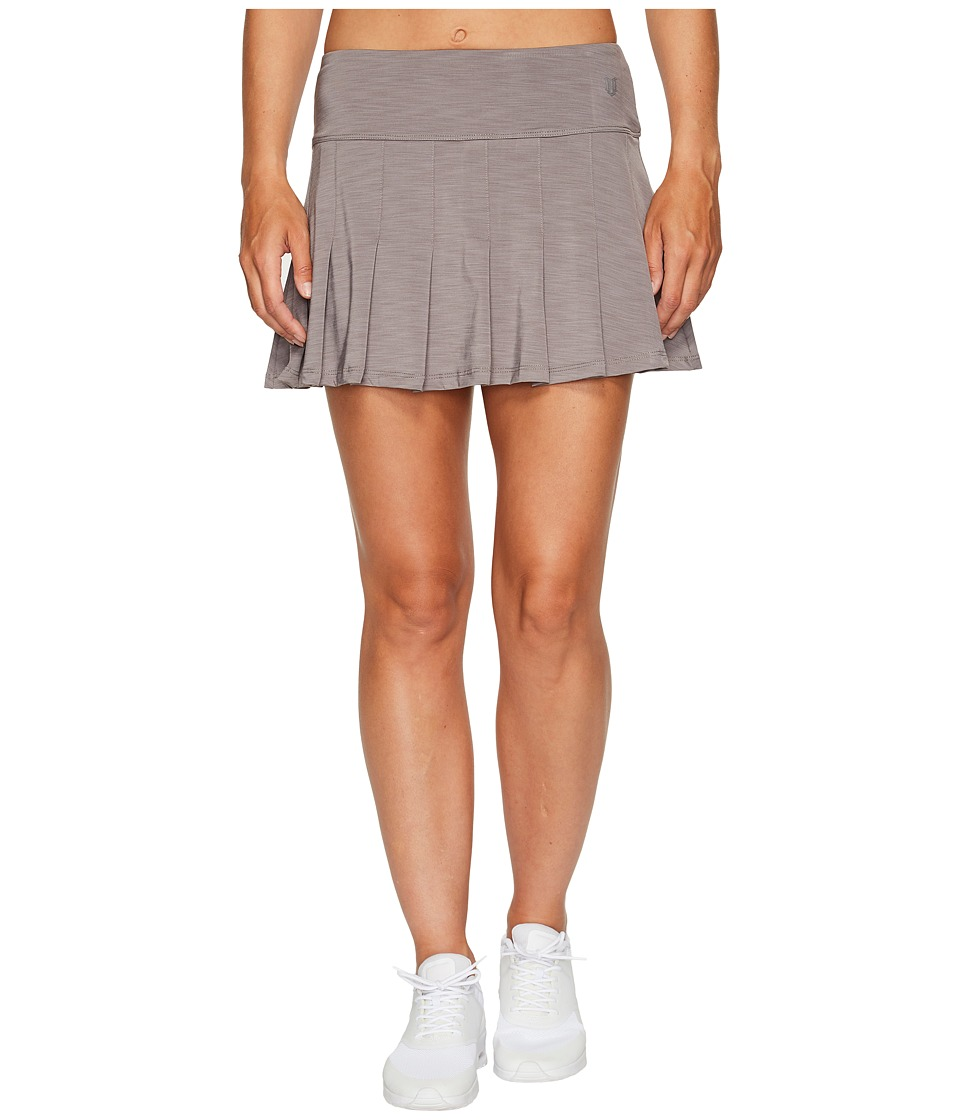 Eleven by Venus Williams Epiphany Flutter Skirt 13 (Toast) Women