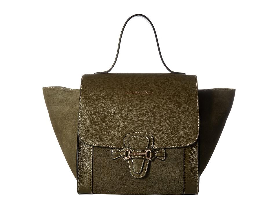 Valentino Bags by Mario Valentino - Amy (Green) Handbags