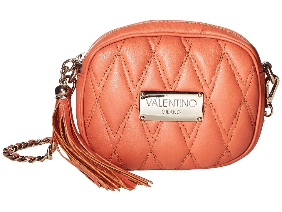 Valentino Bags by Mario Valentino - Nina D (Rust) Handbags