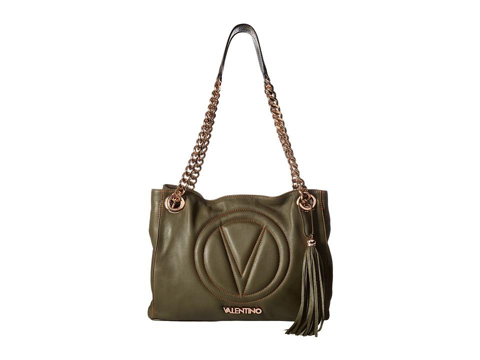 Valentino Bags by Mario Valentino - Luisa 2 (Army Green) Handbags