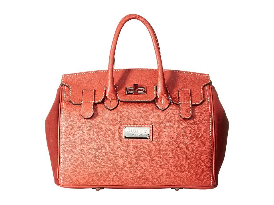 Valentino Bags by Mario Valentino - Omia (Rust) Handbags