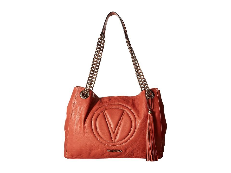 Valentino Bags by Mario Valentino - Verra (Rust) Handbags
