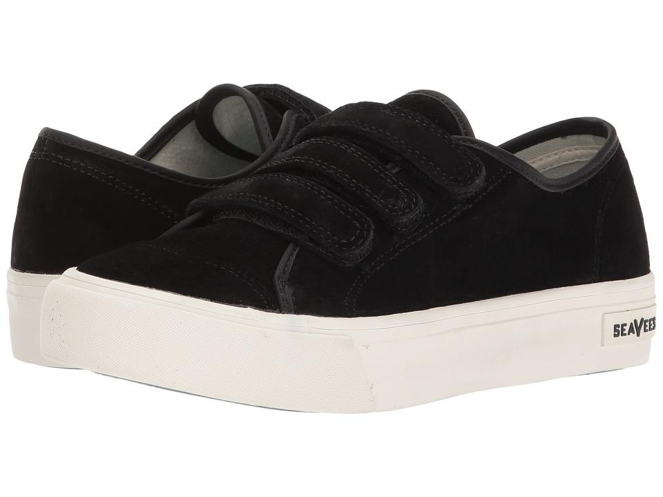 SeaVees Boardwalk Sneaker (Black) Women