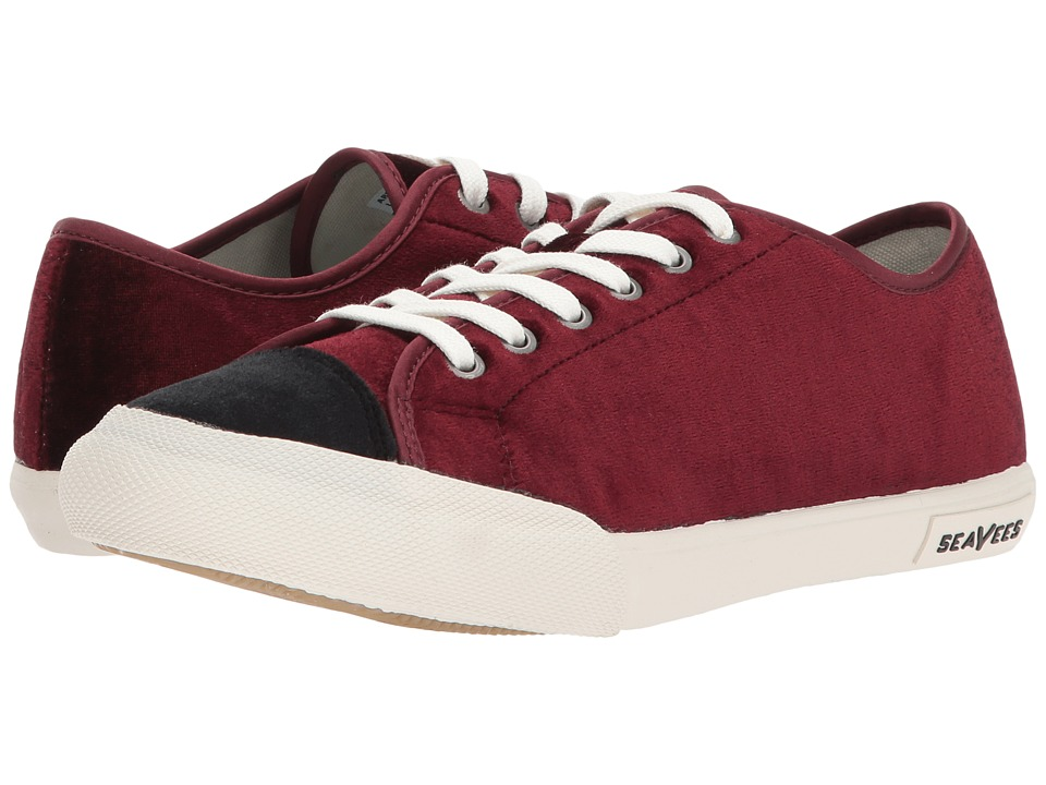 SeaVees Army Issue Low Wintertide (Midnight Cherry/Black) Women