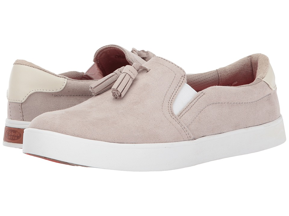 Dr. Scholl's - Madi Tassel (Simply Taupe Microfiber) Women's Shoes