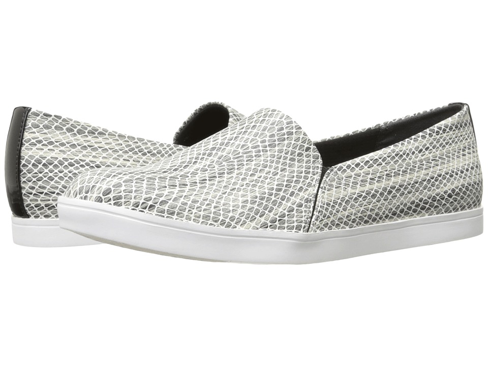 Dr. Scholl's - Repeat (Black/White Snake Print) Women's Shoes