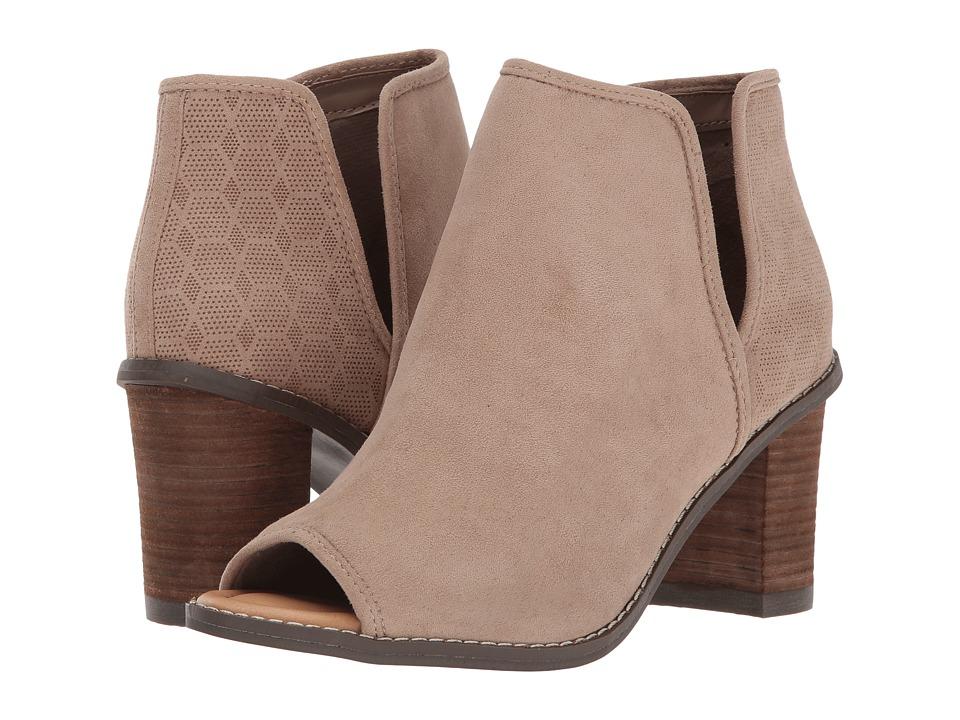Dr. Scholl's - Postpone (Putty Microfiber) Women's Shoes