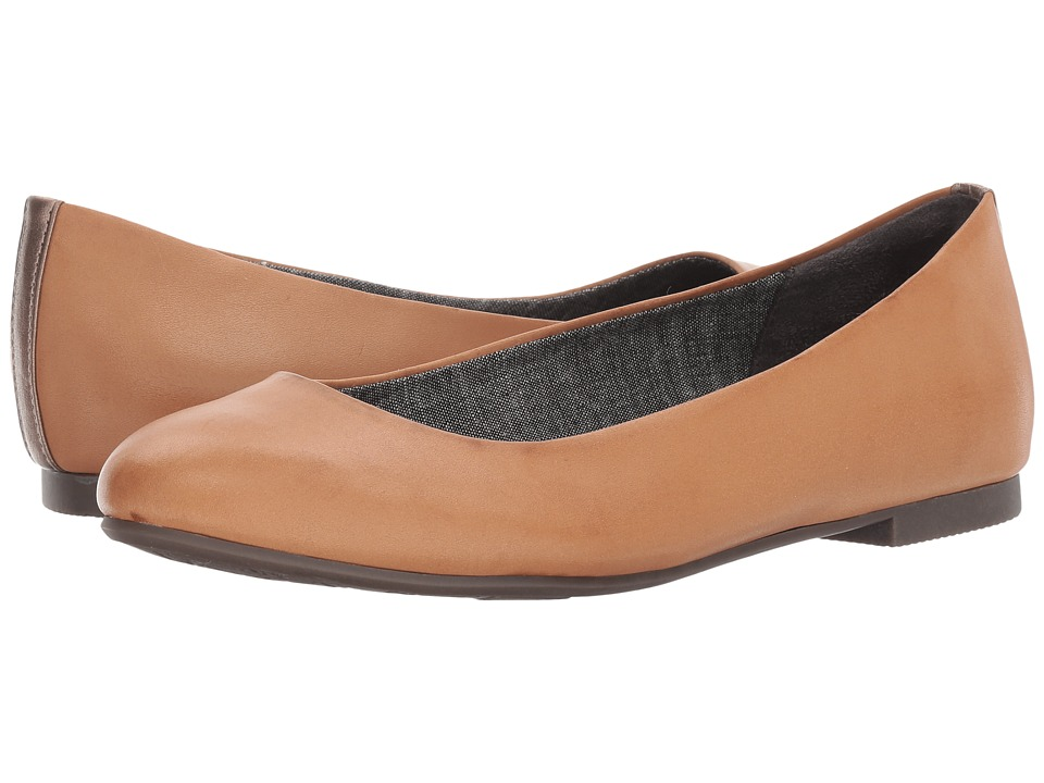 Dr. Scholl's - Connect (Tan Smooth) Women's Shoes