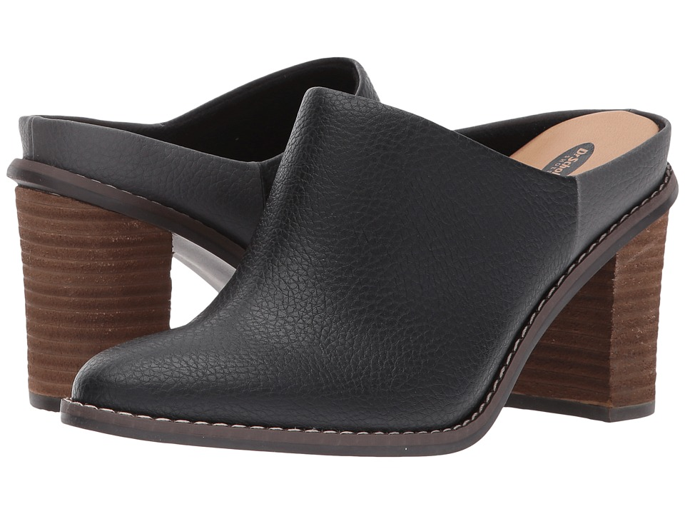 Dr. Scholl's - Viking (Black Smooth) Women's Shoes