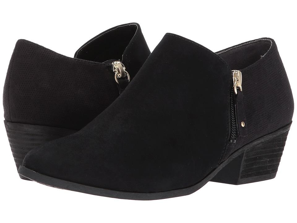 Dr. Scholl's - Brief (Black Microfiber) Women's Shoes