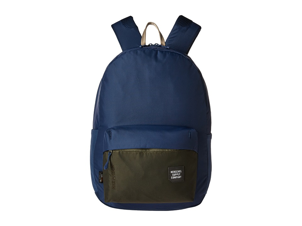 Herschel Supply Co. Rundle (Peacoat/Forest Night) Backpack Bags
