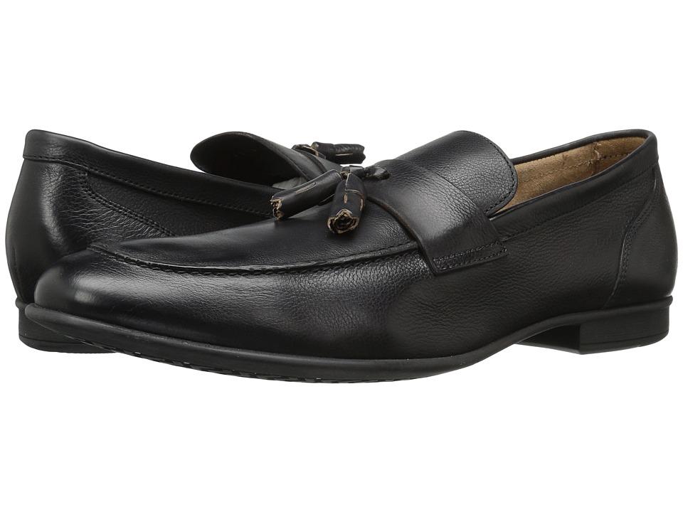 Geox - M WILBURG 7 (Black) Men's Shoes