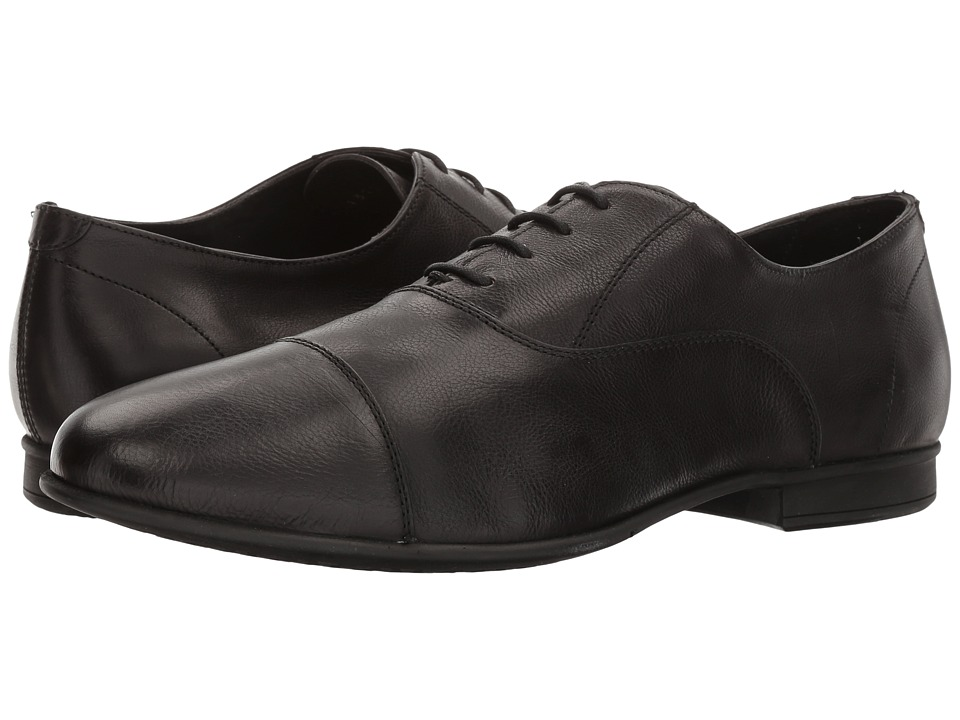 Geox - M WILBURG 5 (Black) Men's Shoes