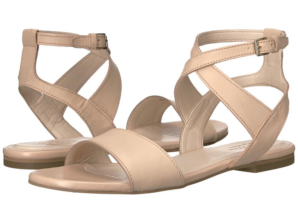Cole Haan Fenley Sandal (Nude Leather) Women
