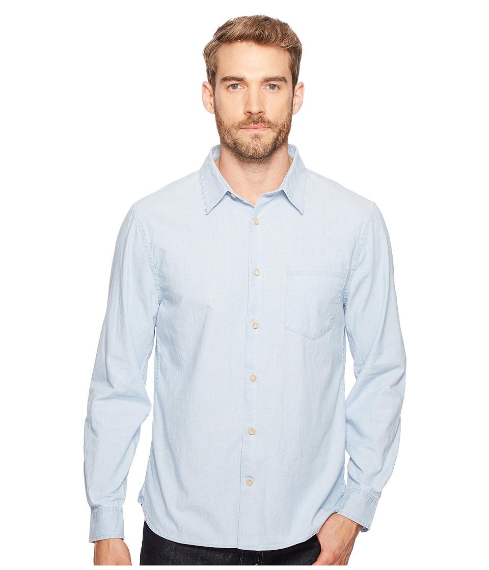 Joe's Jeans - Sanchez Long Sleeve Woven (Light Stone Wash) Men's Clothing