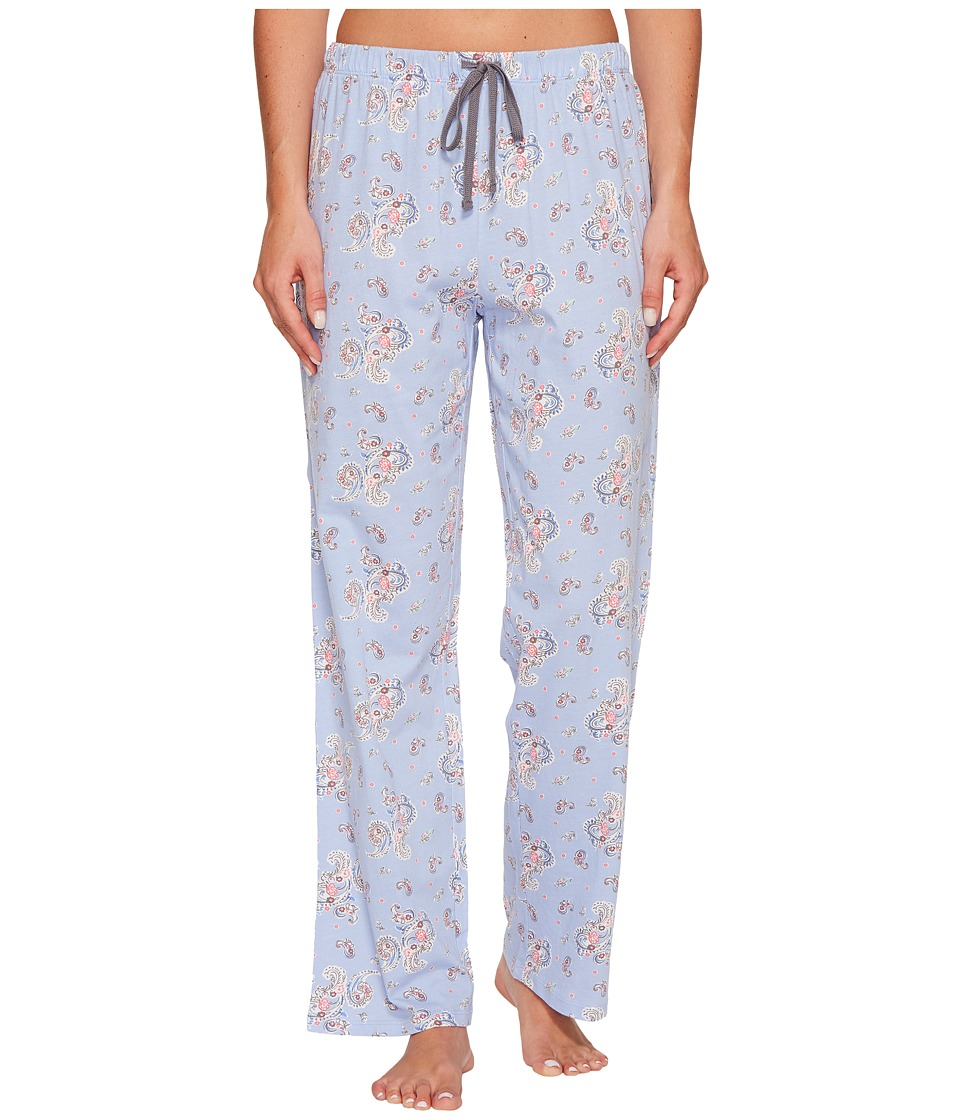 Jockey - Cotton Jersey Printed Long Pants (Content Cats) Women's Pajama