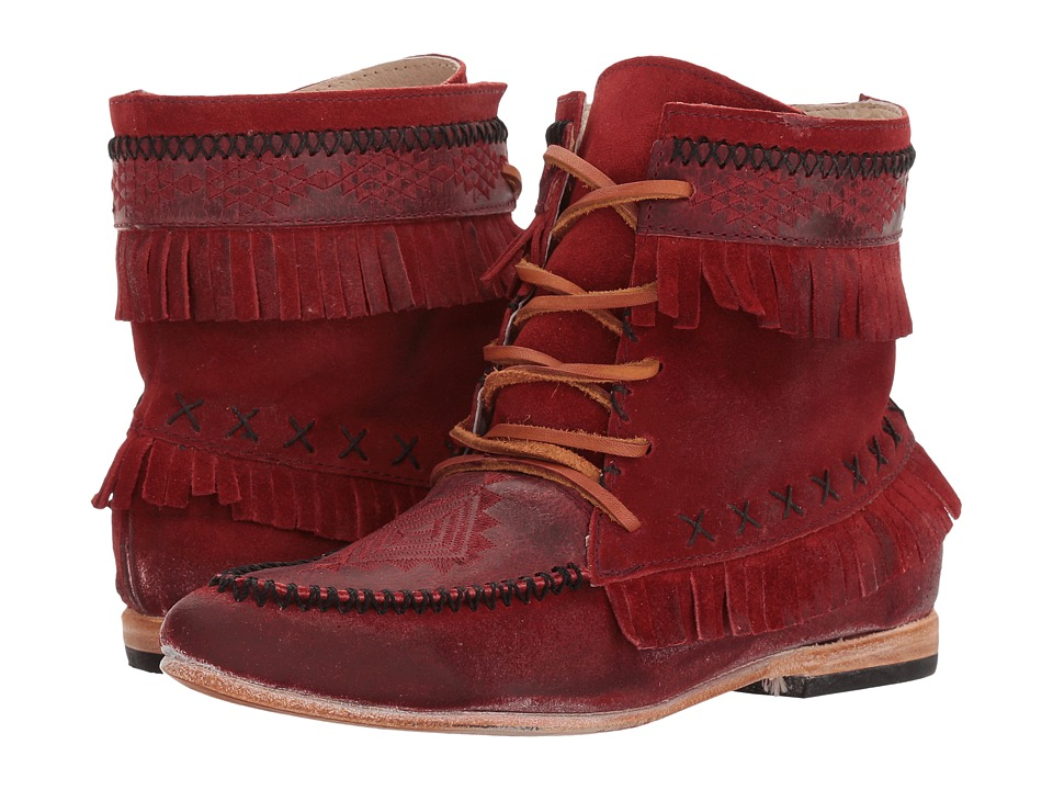 Freebird - Tribe (Red) Women's Shoes