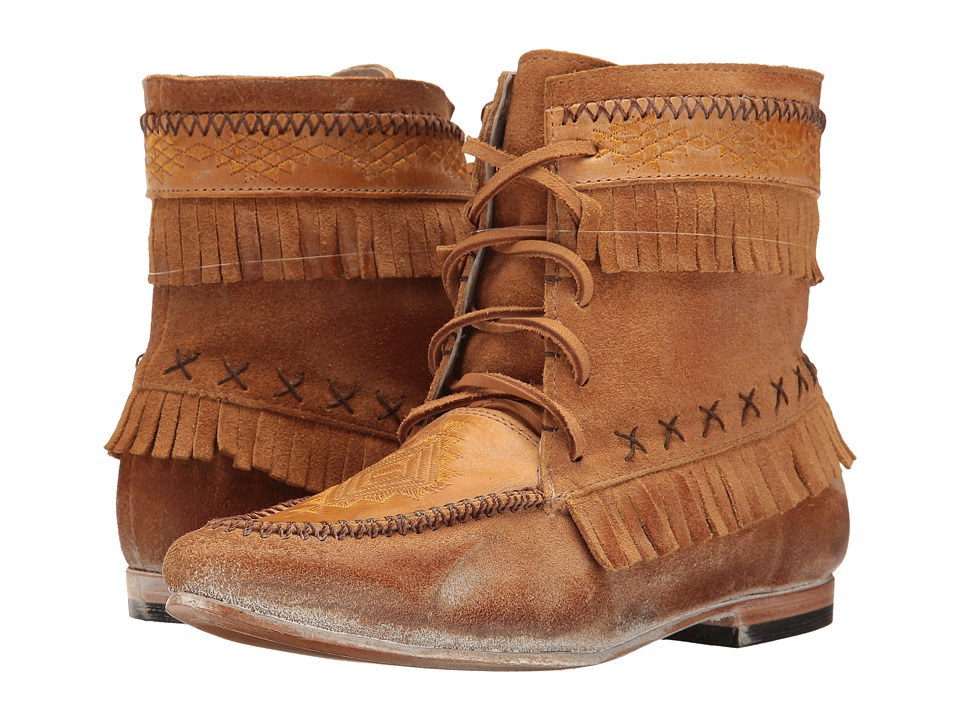Freebird - Tribe (Tan) Women's Shoes