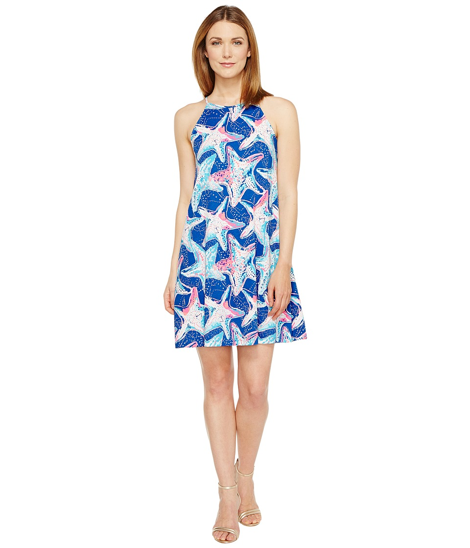 Lilly Pulitzer - Margot Dress (Indigo Star Struck) Women's Dress