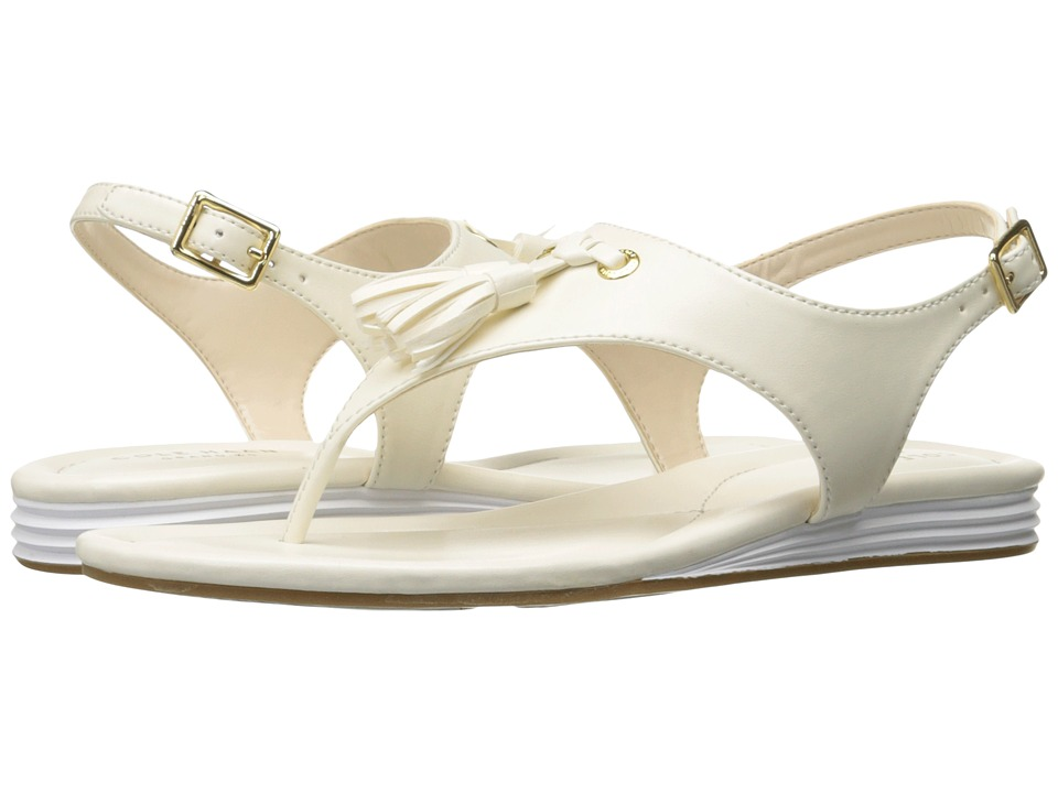 Cole Haan - Rona Grand Sandal (Ivory) Women's Sandals