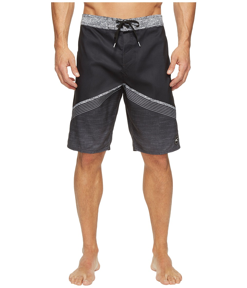 O'Neill - Minimal Boardshorts (Black) Men's Swimwear