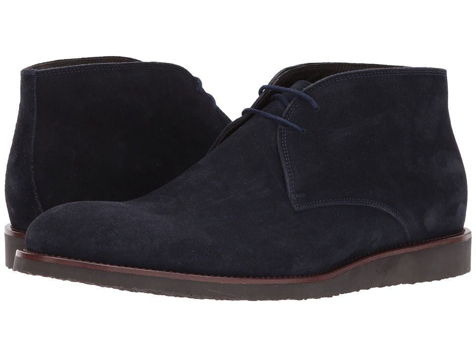 To Boot New York Franklin (Blue Suede Otterproof) Men
