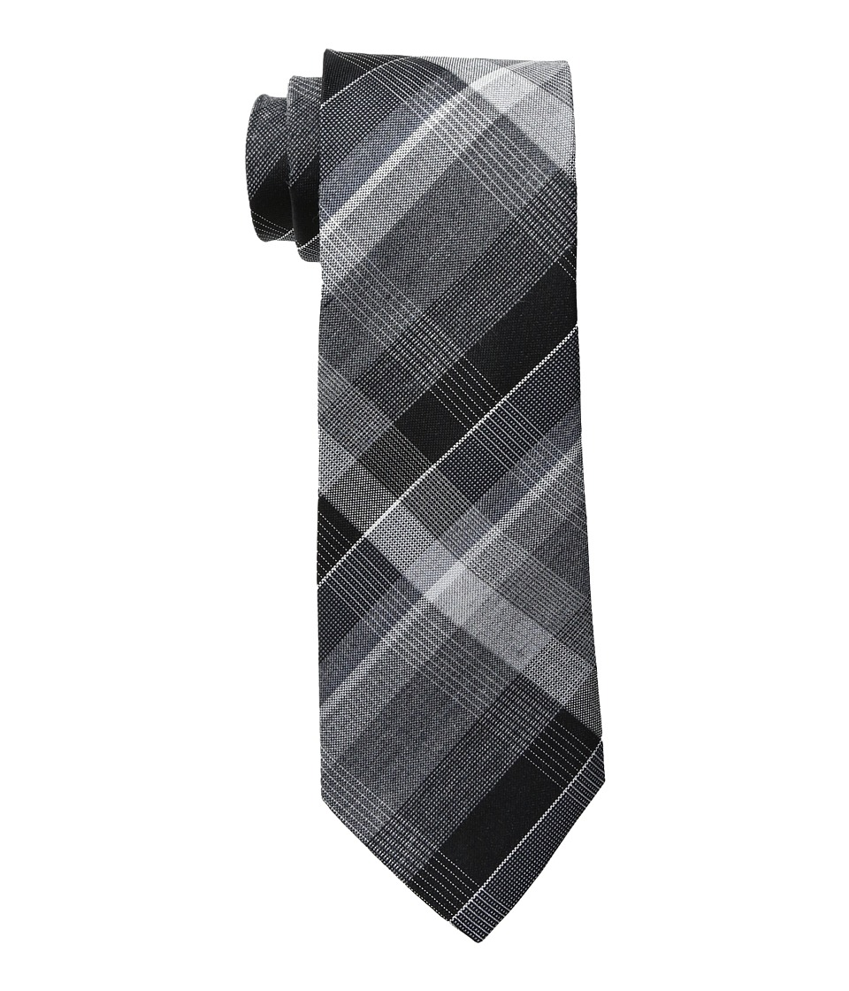 Kenneth Cole Reaction - Perfect Plaid (Black) Ties