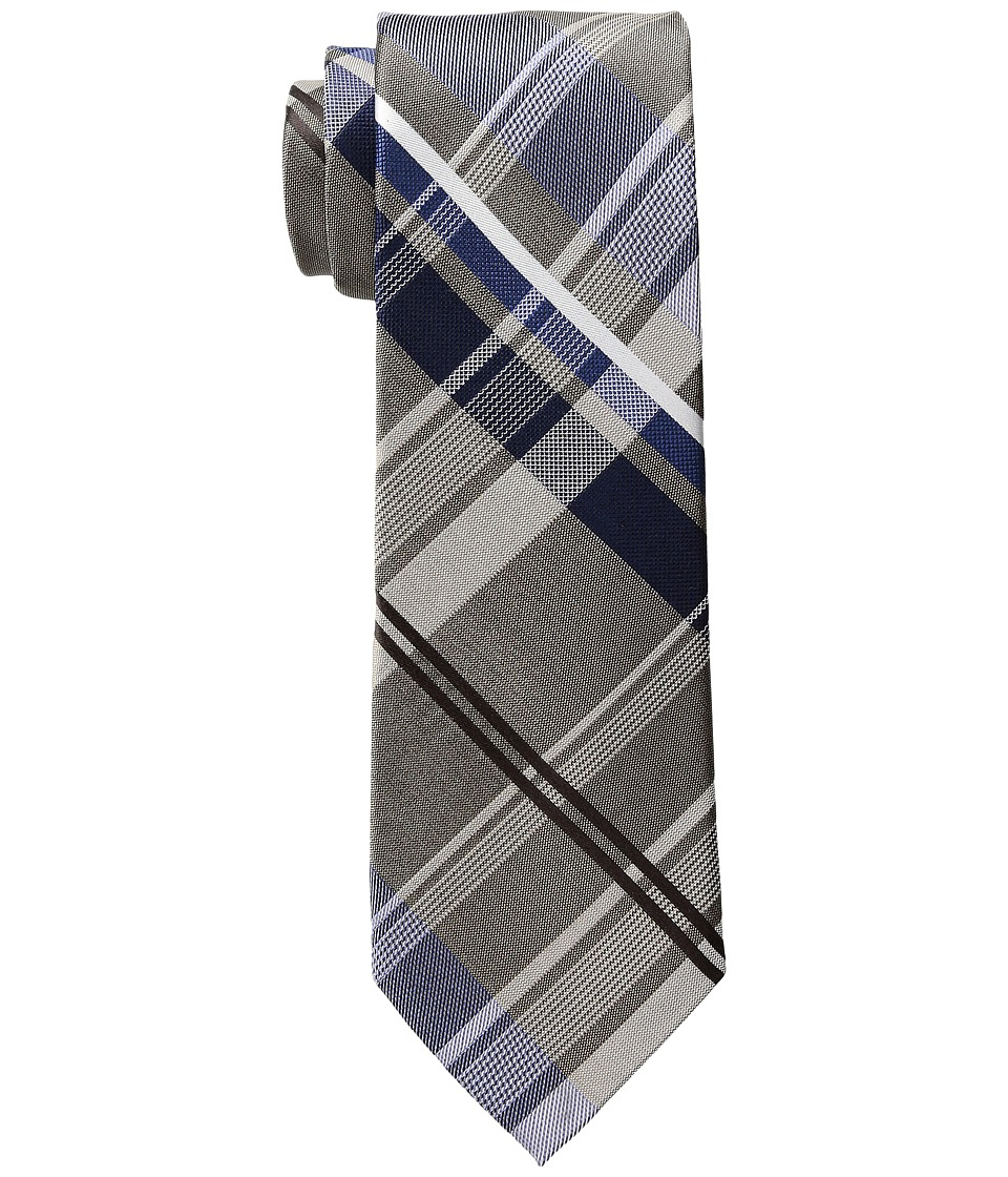 MICHAEL Michael Kors - Pop Plaid (Taupe) Ties