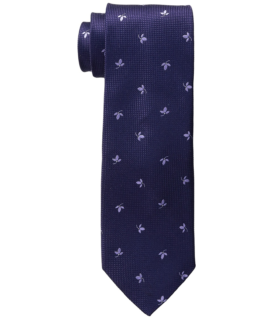 MICHAEL Michael Kors - Botanical Toss (Purple) Ties